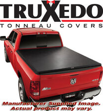 TruXedo 256001 TruXport Tonneau Cover Soft Roll-Up 16-18 Toyota Tacoma 5' Bed
