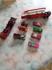 lot de voitures miniatures matchbox