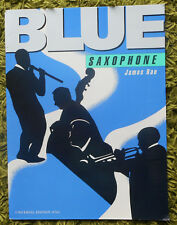 BLUE SAXOPHONE - James Rae - Tenor Saxophone Part Only + Piano - Universal 19765