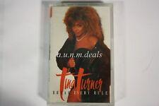 Tina Turner - Break Every Rule, Audio Cassette