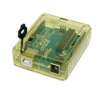 Protective Case Cover for Arduino UNO R3 (Yellow) - RoHS Complaint