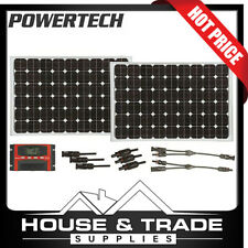 Powertech Solar Package 300w Premium Recreational Monocrystalline ZM9306