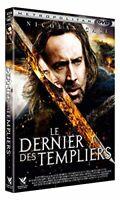 Le Dernier des templiers // DVD NEUF