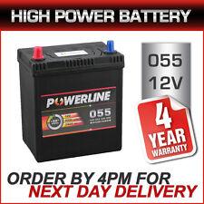 Pline 055 Car Battery fits many Daihatsu Honda Mazda Mitsu Nissan Suzuki Toyota