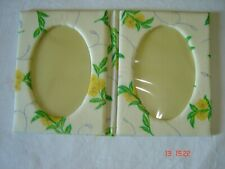 BOOTS OIL OF EVENING PRIMROSE FABRIC PHOTO FRAME