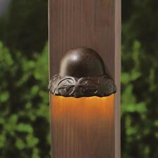 Kichler Lighting 15750TZT27R 2700K Warm-White LED Park Deck Light - Bronze