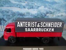 1/43 IXO Panhard Movic 1952 Schneider Saarbrücken  truck