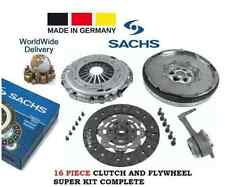FOR SEAT TOLEDO III 2.0 TDI 2004-2009 DUAL MASS FLYWHEEL AND CLUTCH KIT