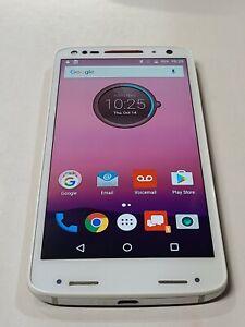 Motorola Droid Turbo 2 XT1585, 64GB, Red, Unlocked, Fair Condition : BB070