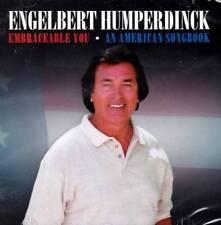 ENGELBERT HUMPERDINCK - EMBRACEABLE YOU - AN AMERICAN SONGBOOK (NEW SEALED CD)
