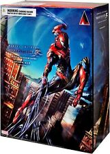 SPIDER-MAN Square Enix Marvel Universe Variant Play Arts KAI Figure New Sealed