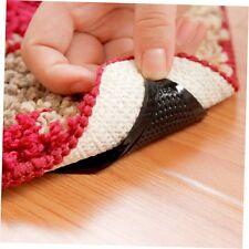 4 pcs Rug Carpet Mat Grippers Non Slip Anti Skid Reusable Silicone Grip Pads FVF