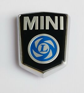 Classic Mini & Mini Cooper Bonnet Shield Badge, BMC Austin Leyland, CZH3957