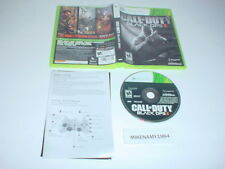 CALL OF DUTY: BLACK OPS II game complete in case w/ insert - Microsoft XBOX 360