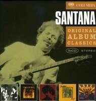Santana - Original Album Classics À. 2 Neuf 5 X CD
