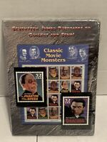 Vintage 1997 Universal Studios Monsters Classic Movie Monsters Post Cards Sealed