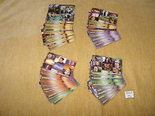 BULK LOT 86x BABYLON 5 SCI-FI COLLECTORS TRADING CARDS RITTENHOUSE ARCHIVES LTD