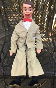 Jimmy Nelson Danny O'Day Ventriloquist Dummy Doll Needs TLC