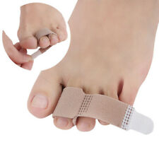 Séparateur d'orteil de Doigt d'Attelle de Soutien Correcteur Pieds Orthopédie