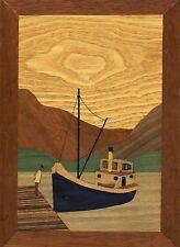 Clyde Doudoune : traditionnelle débutant marqueterie Kit ARTISANAT PAR Cove