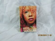 KELIS - GOOD STUFF - R&B CASSETTE  SINGLE FREE UK p&p
