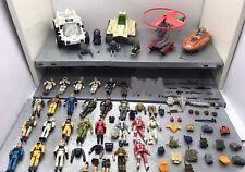 Lot Véhicules  / Figurines / Accessoires Gi Joe & Bootleg Vintage Hasbro