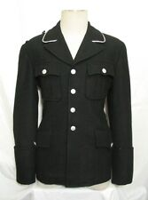 German Black M32 OFFICERS WOOL TUNIC & BREECHES - All Sizes - WW2 Elite Uniform