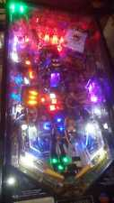 OVERLAY FLIPPER PINBALL BATMAN DATA EAST NEUF
