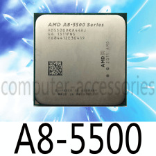 AMD A8-5500 3.20GHz 4-Core 4MB Socket FM2 65W CPU Processor