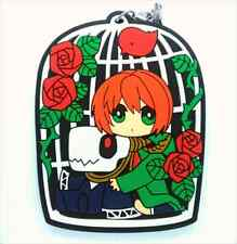 The Ancient Magus' Bride Big Rubber Strap Key chain Limited Chise Elias Official