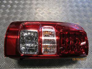 HOLDEN COLORADO LED TAIL LIGHT LEFT HAND PASSENGER SIDE RG 6/2012-ON NEW