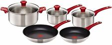 Tefal jAMIE oLIVER Mainstream acier inoxydable induction 5 pièces Set