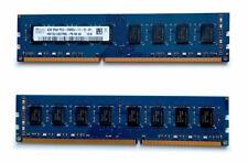 4GB DDR3 Arbeitsspeicher SK hynix PC3-12800U 1600MHz