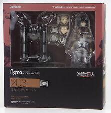 Attack on Titan Mikasa Ackerman Shingeki no Kyojin #203 Action Figure Toy PVC