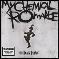 MY CHEMICAL ROMANCE - THE BLACK PARADE CD ~ FRANK IERO *NEW*