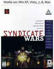 Syndicate Wars 1996 PC Mac Game