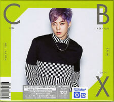 EXO-CBX-GIRLS (XIUMIN VER.)-JAPAN CD+BOOK Ltd/Ed E59