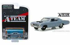 "1967 Chevrolet Impala Sedan ""The A-Team"" 1/64 Diecast Car By Greenlight 44830D"
