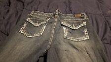 Plus Size Earl Jeans Size 18W Slim Boot