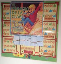 Juegos de Mesa -- EL PRIMERO DE LA CLASE 2000 - de FALOMIR - 100% completo