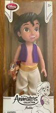"Disney Designer  Animators' Collection 16"" Toddler Doll Aladdin New in Box!"
