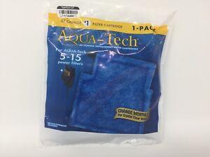 AquaTech Aquarium EZ-Change Water Filter Cartridge 5-15 Gallon Tank - You Choose