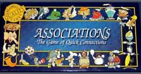 ASSOCIATIONS word game of quick connections by Cheatwell Games