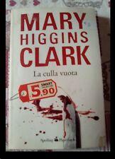 """""""LA CULLA VUOTA"""" DI MARY HIGGINS CLARK   2012"""