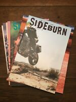 Sideburn flat track magazines issues 12 13 15 16 19 20 21