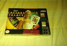 Super Caesars Palace  (Super NES, 1993) BRAND NEW!!!!