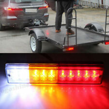 Pair 20 LED Truck Trailer Rear Tail Reverse Light Stop Indicator Caravan DC12V