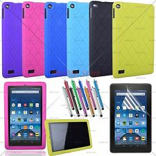 Kiddie Shock Proof Silicone Case Cover For Amazon Kindle Fire 7 /Fire HD 10/HD 8