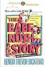 THE BABE RUTH STORY NEW DVD