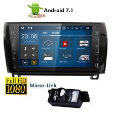 "9"" Toyota Tundra 2007-2013 GPS Navigation BT 3D Car Radio Stereo Auto Player+Cam"